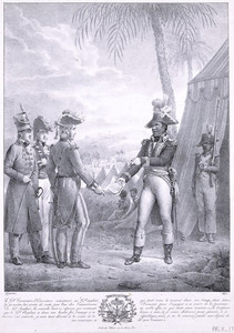 Help!!! how was the Haitian Revolution an important influence in favor of the LA purchase?